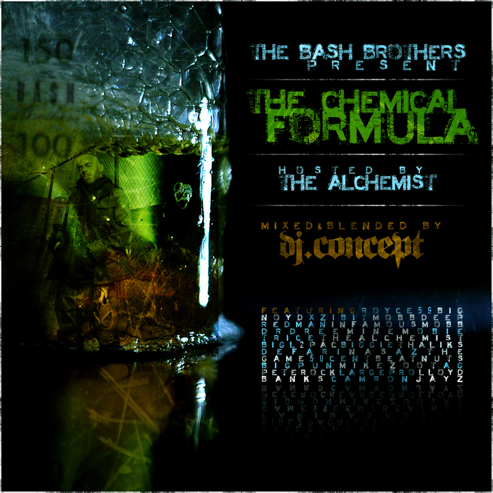 DJ Concept - The Chemical Formula