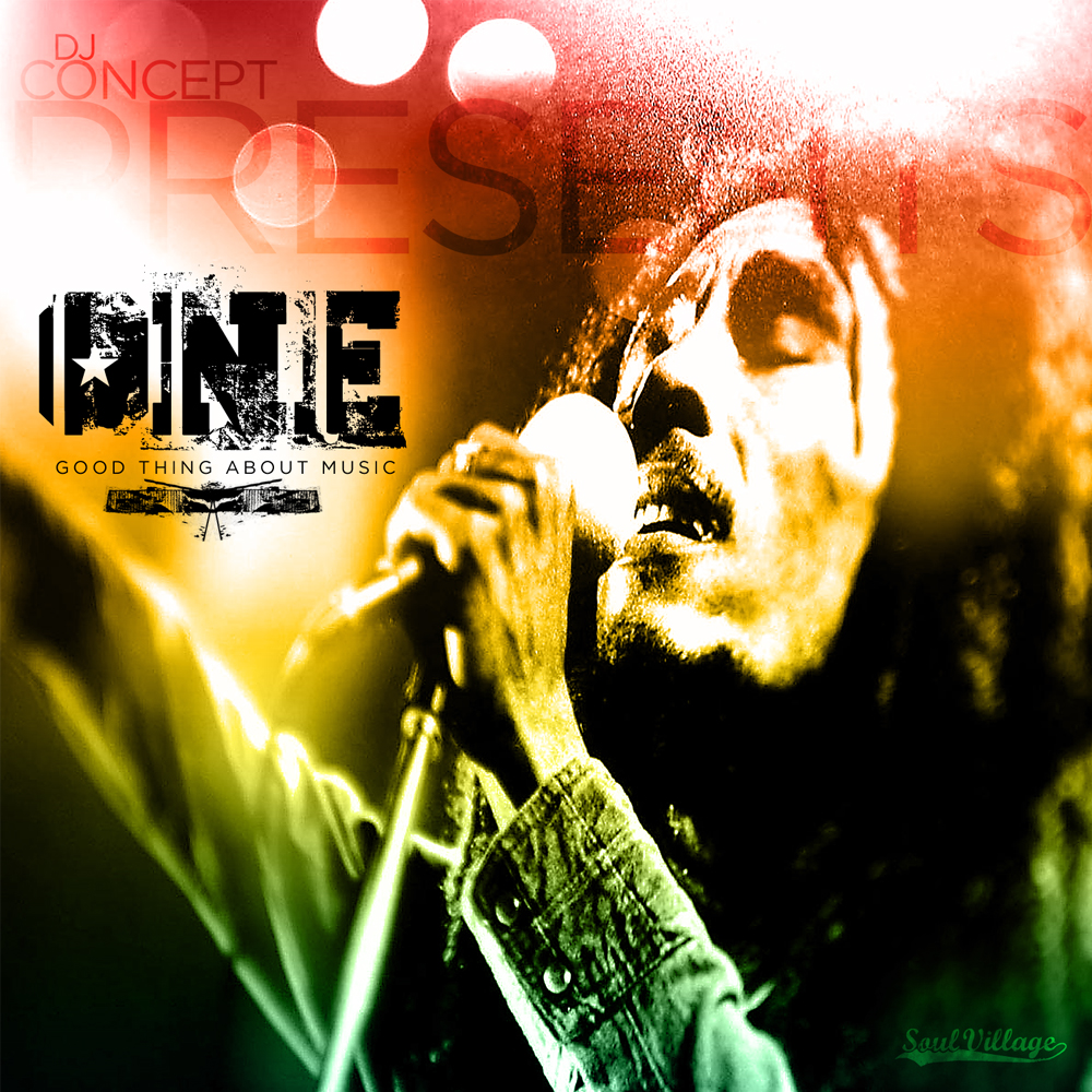 DJ Concept - ONE [Good Thing About Music] : A Bob Marley Celebration