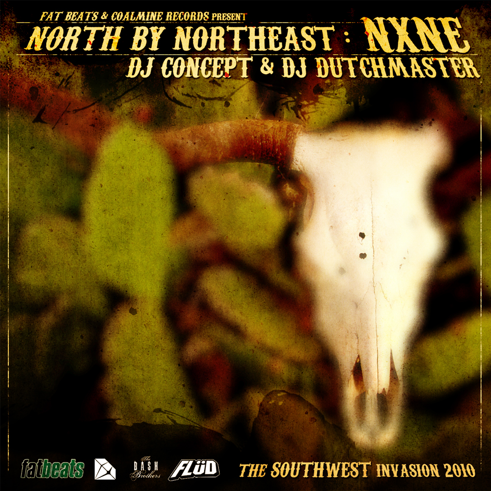DJ Concept & DJ Dutchmaster - NXNE: The Southwest Invasion