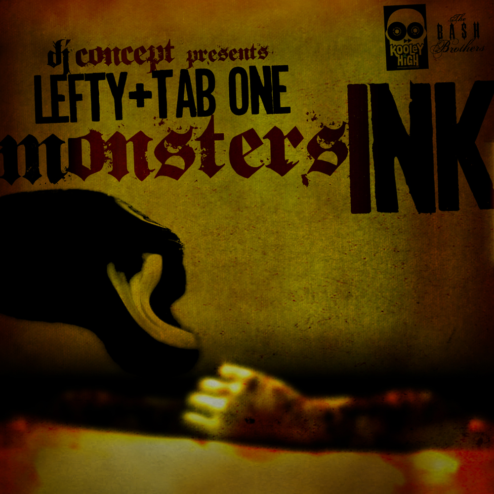 DJ Concept - Lefty & Tab One: Monsters Ink
