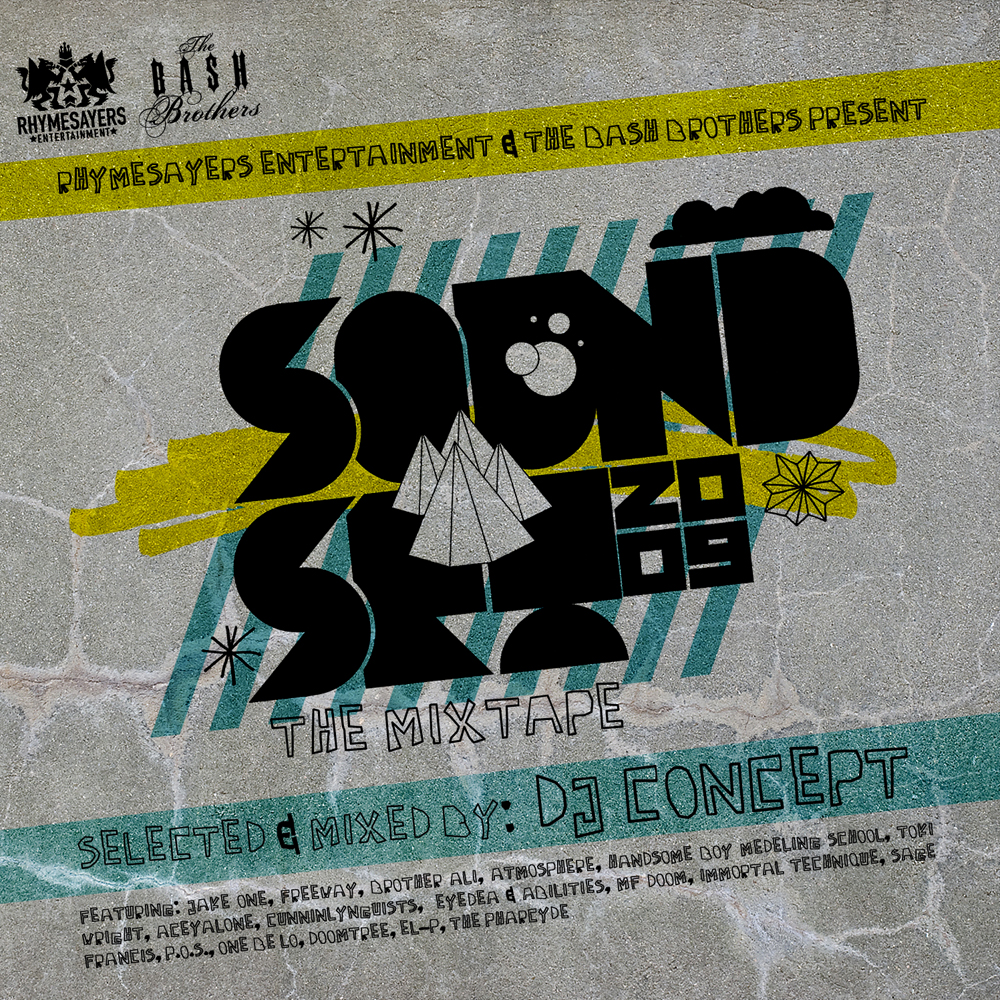 DJ Concept - Soundset 09?: The Mixtape