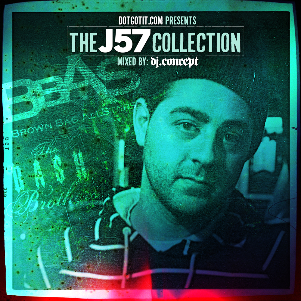 DJ Concept - J57 Collection